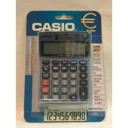 CALCULADORA CASIO MS 100 TER BLISTER