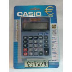 CALCULADORA CASIO MS 80 VER BLISTER