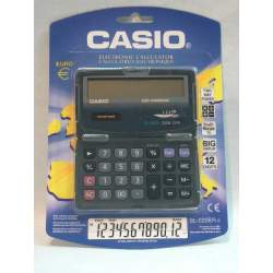 CALCULADORA CASIO SL 220 ER APDO 12 DIGITOS