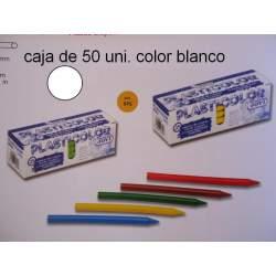 CERAS JOVI PLASTICOLOR BODY GRANEL BLANCO C/50