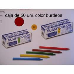 CERAS JOVI PLASTICOLOR BODY GRANEL BURDEOS C/50