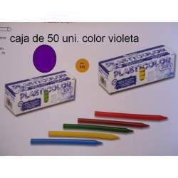 CERAS JOVI PLASTICOLOR BODY GRANEL VIOLETA C/50