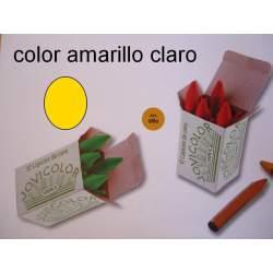 CERAS JOVICOLOR GRANEL AMARILLO CLARO C/12