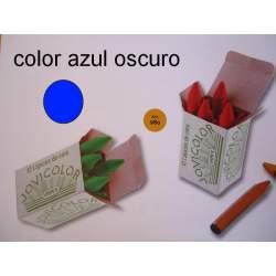 CERAS JOVICOLOR GRANEL AZUL OSCURO C/12