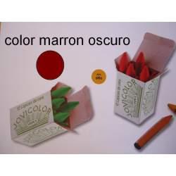 CERAS JOVICOLOR GRANEL MARRON OSCURO C/12