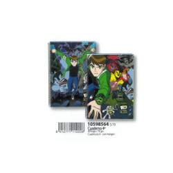 CUADERNO DEC 4º ENRI 11 BEN 10 ULTIMATE ALIEN 80H TB 10598564