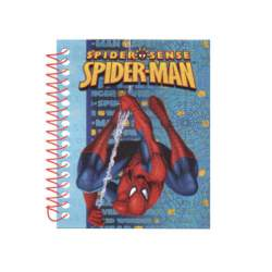 CUADERNO DEC 8º ESPIRAL SPIDERMAN SENSE 100H AS3808