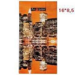 CUADERNO DEC MISA 16*8,5 CIUDAD SOLAPA MAGNETICA 80H 90GR 70019