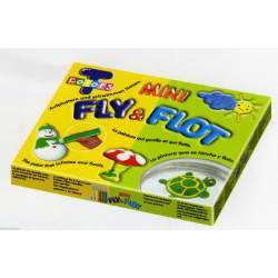 PINTURA FLY FLOT TCOLORS SURTIDA 6 COLORES PEQUEÑOS 7508