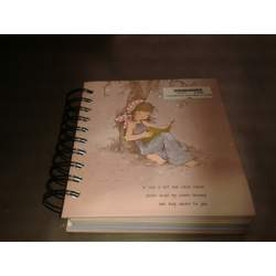 CUADERNO REGAL SWEET GIRLS 14*14 200H 4805