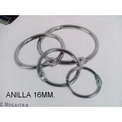 ANILLA 16MM C/50U