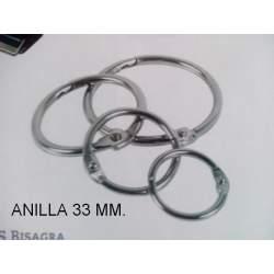 ANILLA 33MM C/40U