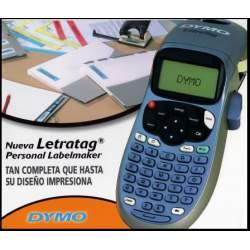 MAQUINA ROTULAR DYMO LETRATAG LT-100H