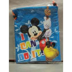 BOLSA MERIENDA REGALPAP DISNEY MICKEY I CAN DO IT 4946