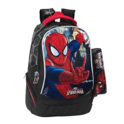 MOCHILA SAFTA15 SPIDERMAN ADAPTABLE 44CM 611512420