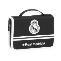 ESTUCHE CREMA SAFTA15 REAL MADRID BLACK SENCILLO 34PZAS 411524549