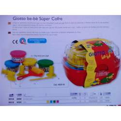 JUEGO GIOTTO BEBE BLANDIVER COFRE SUPER KIT 462600