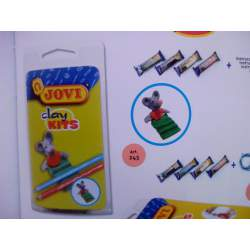 JUEGO JOVI CLAY KITS PORTALAPICES ART.243