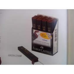 MINA 0,5 FABER-CASTELL POLY BRASIL C/12U