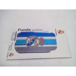 FUNDA MOVIL CYP REAL MADRID SMARTPHONE FM-28-RM
