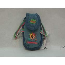 FUNDA MOVIL CYP SUPERNENAS JEANS CON ASA FM-725-P