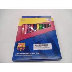 ROTULADOR INOXCROM 11 FCBARCELONA 12 COLORES 005766