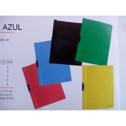 DOSSIER CLIP 30H PRYSE AZUL