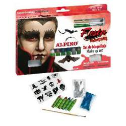 MAQUILLAJE ALPINO SET MONSTER DL000009