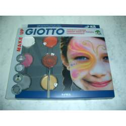 MAQUILLAJE GIOTTO SOMBRAS COSMETICAS OCRES 471100
