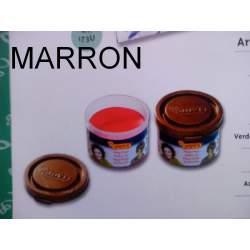 MAQUILLAJE JOVI CREMA 173 MARRON C/5U