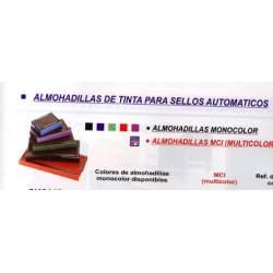 ALMOHADILLA TAMPON PRINTY TRODAT 4911 NEGRO