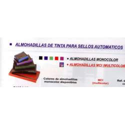 ALMOHADILLA TAMPON PRINTY TRODAT 4911 VERDE