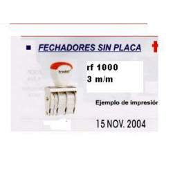 FECHADOR 3 MM REF 1000