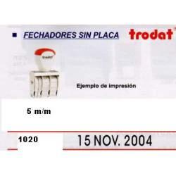 FECHADOR 5MM REF 1020