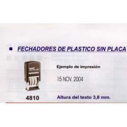 FECHADOR PRINTY 4810 P2 3MM TRODAT