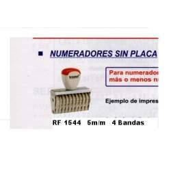 NUMERADOR 4 MM 4 BANDAS REF 1544