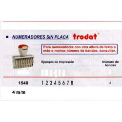NUMERADOR 4 MM 8 BANDAS REF 1548
