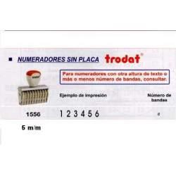 NUMERADOR 5 MM 6 BANDAS REF 1556