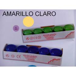 TEMPERA JOVI GOUACHE 40ML AMARILLO CLARO C/5U