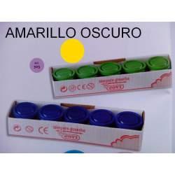 TEMPERA JOVI GOUACHE 40ML AMARILLO OSCURO C/5U