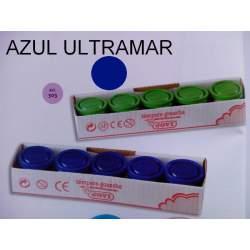 TEMPERA JOVI GOUACHE 40ML AZUL ULTRAMAR C/5U