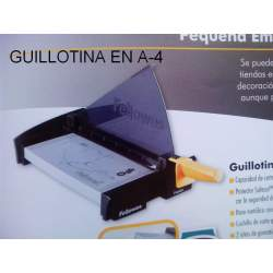 GUILLOTINA FELLOWES FUSION A-4 CUCHILLA 320MM 54300