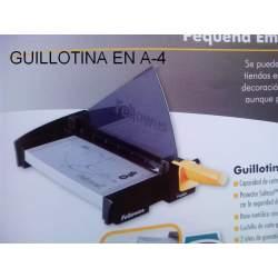 GUILLOTINA FELLOWES FUSION A-4 CUCHILLA 320MM 54300