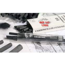 CARBONCILLO LEAM REF-103 12 MM CAJA10U