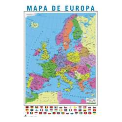 POSTER EUROPA POLITICO 60*91,5 GPE4580 ERIK