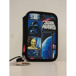 ESTUCHE CREMA PERONA15 STAR WARS SPACE TRIPLE PEQ 50516