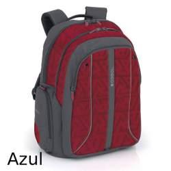 MOCHILA GABOL15 NEXUS ADAPTABLE 44CM AZUL 216534