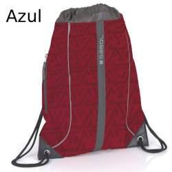 BOLSA ZAPATOS GABOL15 NEXUS 44CM AZUL 216571
