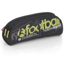 PORTATODO GABOL15 FOOTBALL DOBLE OVAL 22CM 216131