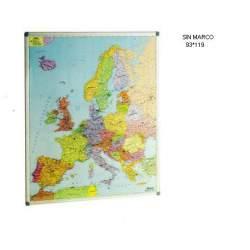 MAPA MURAL FAIBO EUROPA 93*119 SIN MARCO 163G